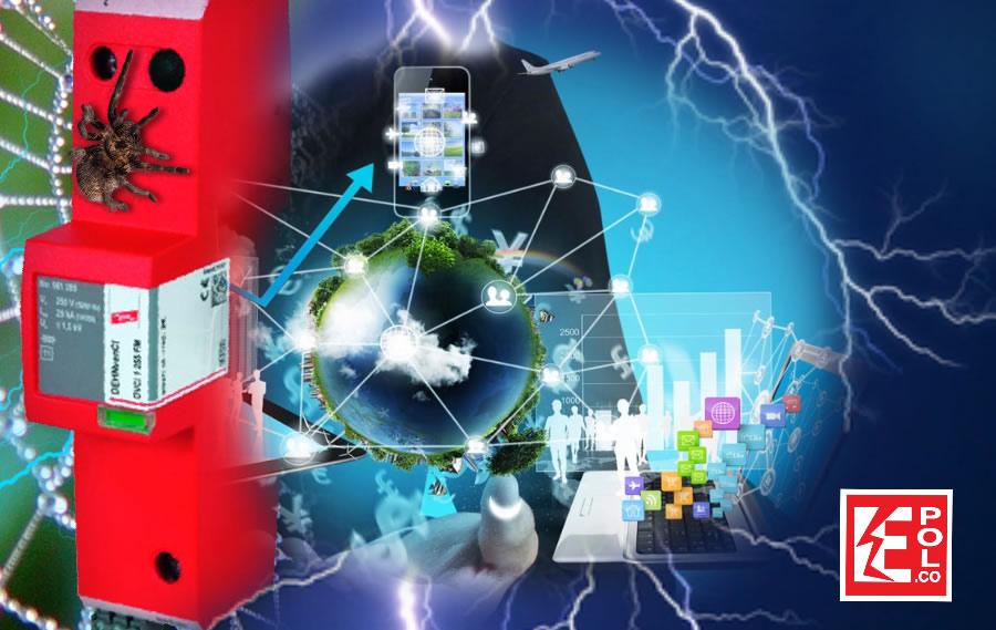Tecnología DPS Protección Contra Sobretensiones